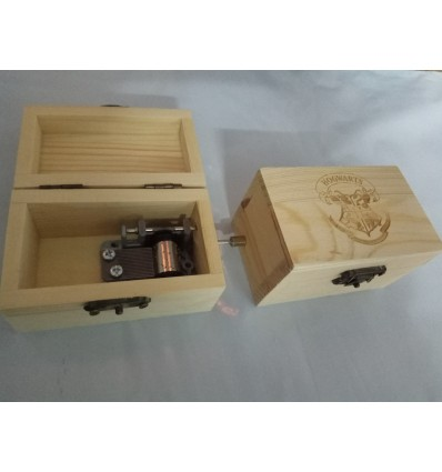 Caja Música Harry Potter